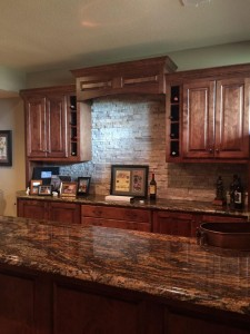 basement bar addition company olathe