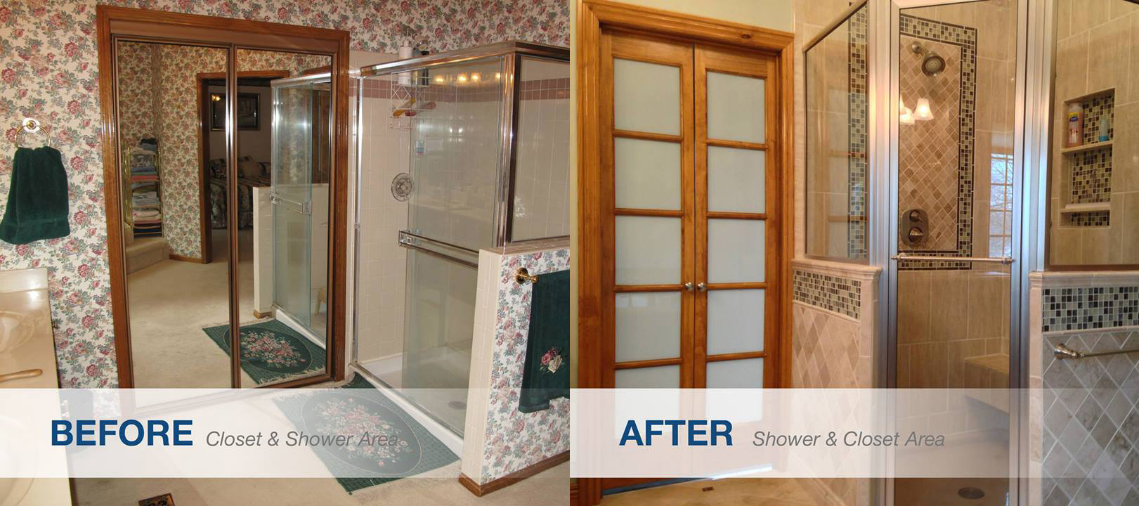 Bathroom Remodeling Before And After Images Cmp Construction
